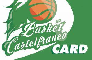 Castelfranco Basket Card fronte