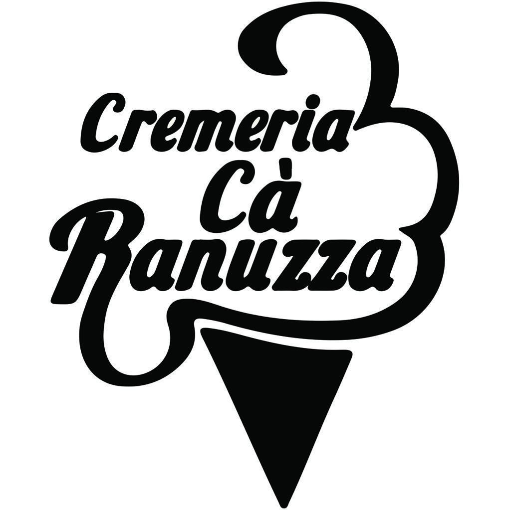 logo gelateria cà ranuzza
