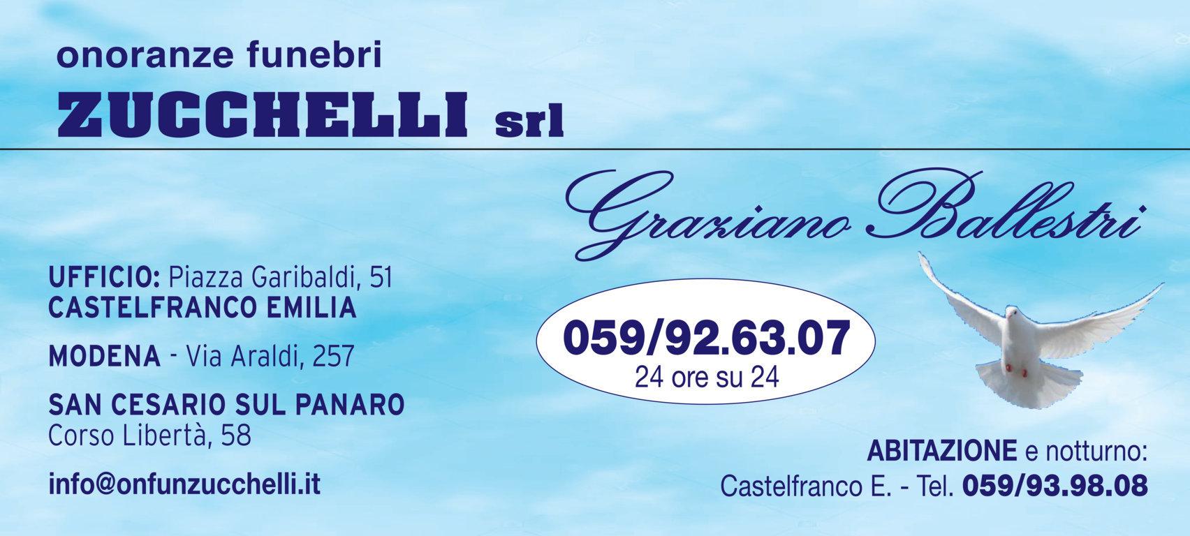 Logo Onoranze Funebri Zucchelli S.r.l.